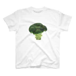 I love ブロッコリー T-shirts