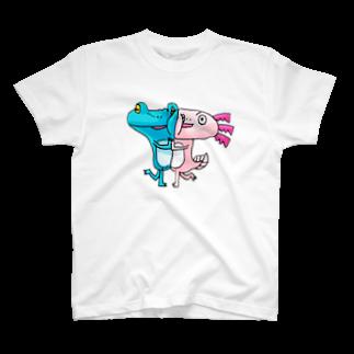 エムニジュウロクのなかよし T-shirts