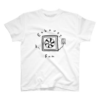 歓喜扇 T-shirts