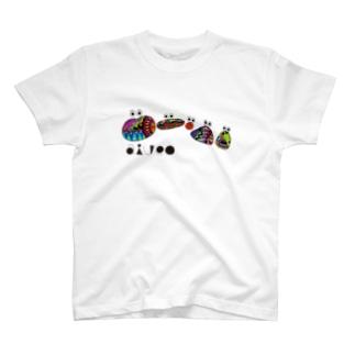 あいうえお T-shirts