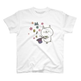 マジックショー T-shirts