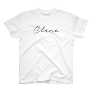 clare Tシャツ