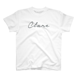 clare T-shirts