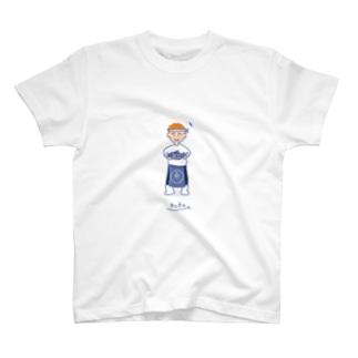 肉より魚派 T-shirts