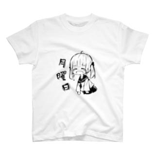 羽ちゃ T-shirts