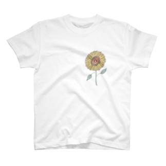 胸に太陽を。 T-shirts