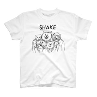 SHAKE T-shirts