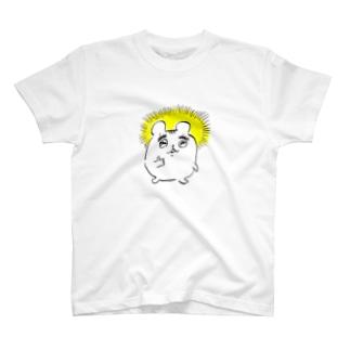 グッドグッドハム公ちゃん T-shirts