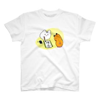 令和のハム公ちゃんとこなまぶし T-shirts