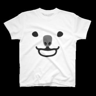 犬田猫三郎のコアラ T-shirts