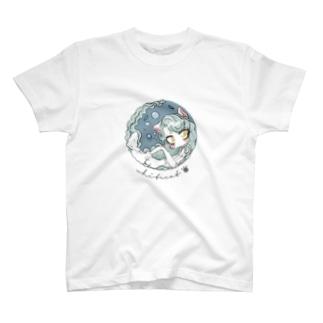 ホワイトキャット T-shirts
