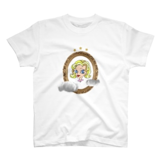Blond Girl T-shirts