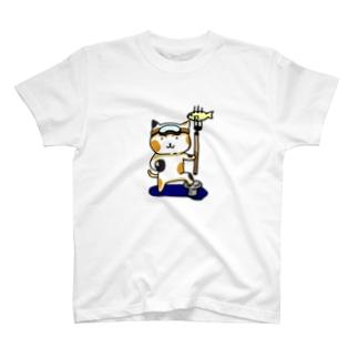 うみねこ(海猫だから鳥ではない) T-shirts