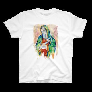 Legalize It ! の#420 - Stoned Mary復刻版 T-shirts