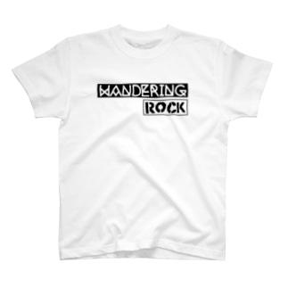 放浪ロック T-shirts