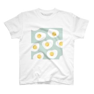 おいしいたまご T-shirts