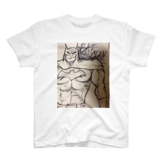 バットマン BatMan ミリタリー T-shirts