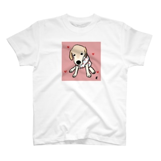ずっとずっと大好きジンジャーちゃん T-shirts