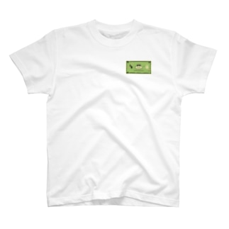 KAERU BUCKS (GREEN) T-shirts