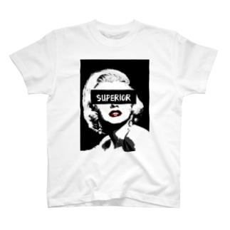 SUPERIOR T-shirts