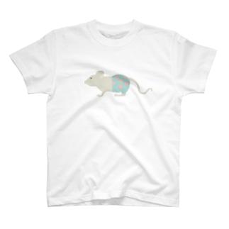 水玉パンツはいてるっチュウの T-shirts