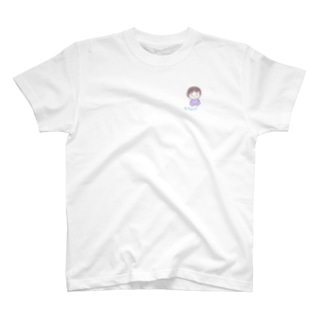 おとこのこ(よりめ)\( ¨̮ )/ T-shirts