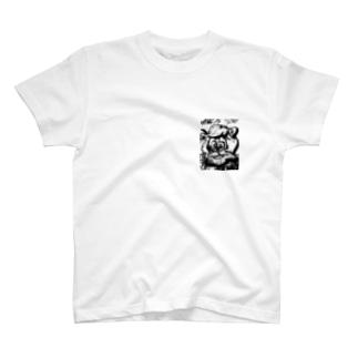 あるぱかくん T-shirts