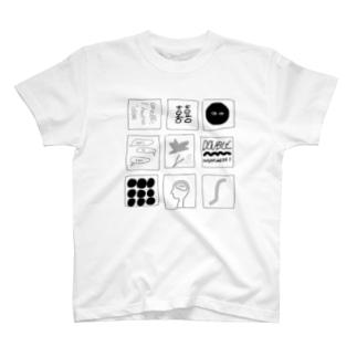ブロックハピネス T-shirts