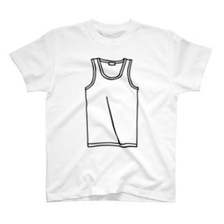 タンクトップ T-shirts