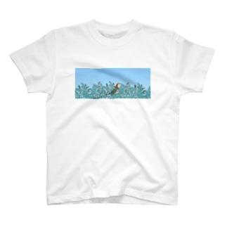 tsugumin karasuend T-shirts