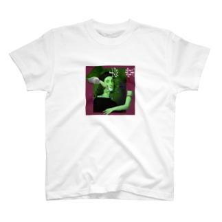 芝生とラファエロ T-shirts