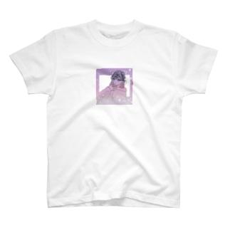 キラキラ 女の子 T-shirts