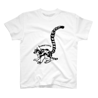 Lemur catta*ワオキツネザルTシャツMONO T-shirts