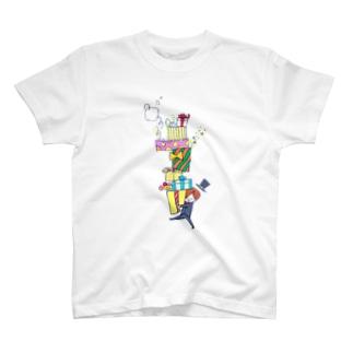プレゼント フォー・ユー T-shirts