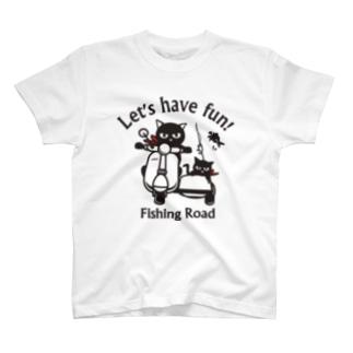 フィッシングロード 1 T-shirts