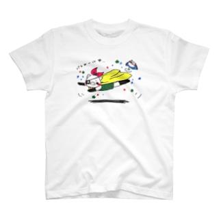 パトロールぶーちゃん T-shirts