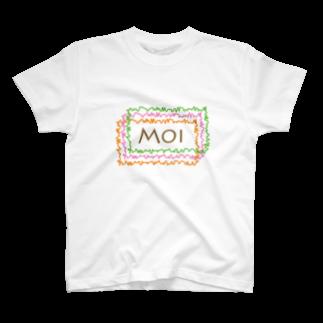 ユリ・キルペライネンのMoi T-shirts