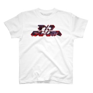 TYO GQOM LOGO #01 T-shirts
