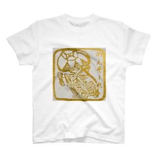 ゴールデンめんそーれ T-shirts