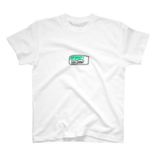 藻リゾー T-shirts