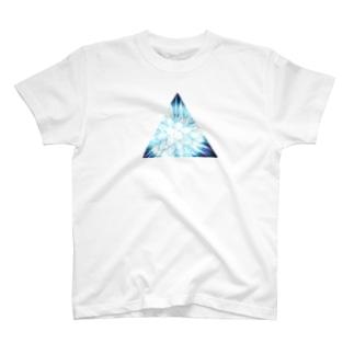 キラキラ△サンカク T-shirts