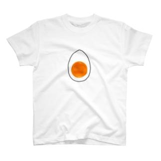 半熟たまご T-shirts