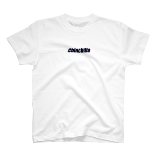 チンチラグリッド T-shirts