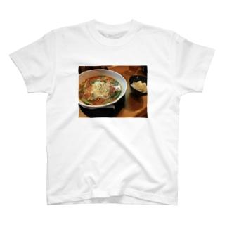 トマトラーメン T-shirts