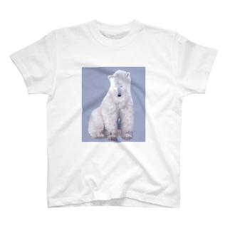 OLさんとシロクマくん T-shirts