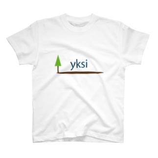 ユリ・キルペライネンのフィンランド語の1 T-shirts