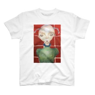 かわいい T-shirts