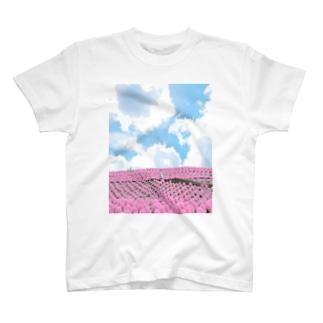 ふわふわ T-shirts