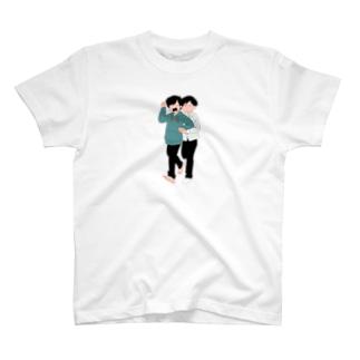 オクラホマミキサー T-shirts