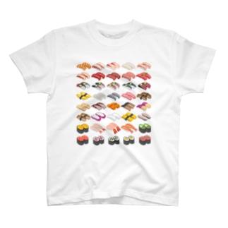 SUSHI_1B T-shirts